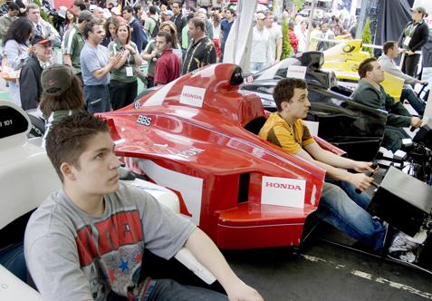 archive - 2007 grand prix Sims