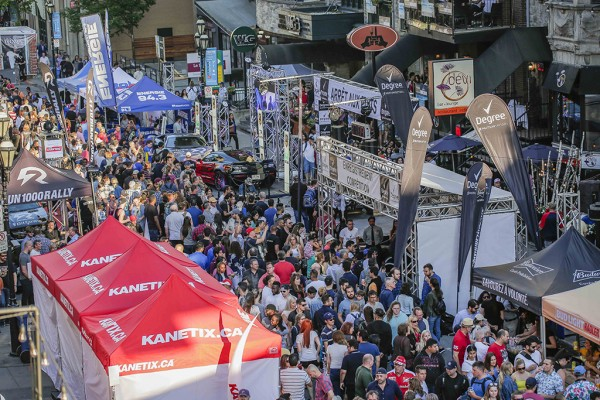 2018 Crescent Street Grand Prix Festival