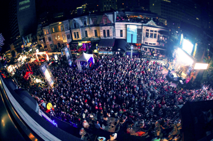 2014 Crescent Street Grand Prix Festival